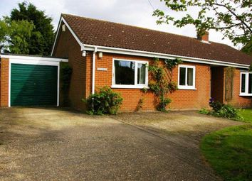 Thumbnail 3 bed bungalow for sale in Meadow View, Chestnut Avenue, Bucknall, Woodhall Spa