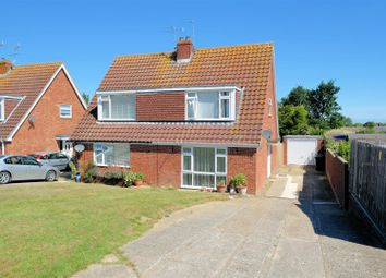 Thumbnail 3 bedroom semi-detached house for sale in Shearwater Avenue, Seasalter, Whitstable