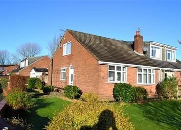 Thumbnail 2 bed semi-detached house for sale in Thelwall Close, Leigh