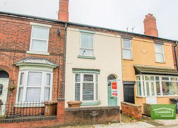 Thumbnail 3 bedroom terraced house for sale in Bloxwich Road, Bloxwich, Walsall