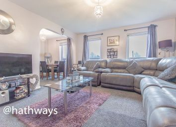 Thumbnail 3 bedroom maisonette for sale in Broadweir Road, Cwmbran