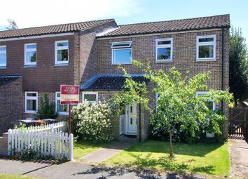 Thumbnail 3 bed end terrace house for sale in Campbell Close, Uckfield, East Sussex