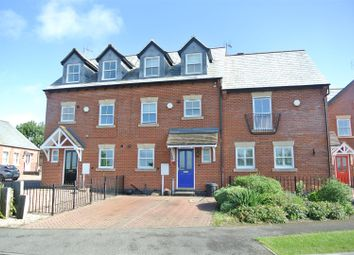 Thumbnail 3 bed town house for sale in Newgate End, Wigston