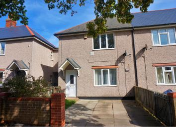 Thumbnail 3 bed end terrace house for sale in Swift Gardens, Lincoln