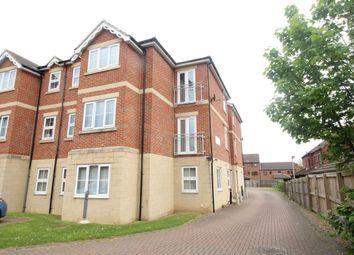 Thumbnail 2 bed flat for sale in Prissick School Base, Marton Road, Middlesbrough