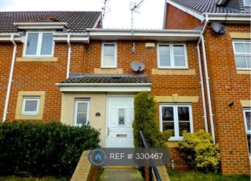 Thumbnail 3 bed terraced house to rent in Worthy Row, Nottingham