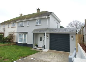 Thumbnail 3 bed semi-detached house for sale in Langridge Road, Paignton