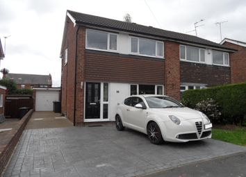Thumbnail 3 bed semi-detached house to rent in Cambourne Close, Adwick-Le-Street, Doncaster