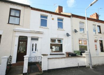 Thumbnail 3 bed terraced house to rent in Palk Road, Wellingborough, Northamptonshire