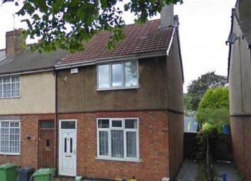Thumbnail 3 bed end terrace house for sale in Rubery Street, Darlaston, Wednesbury