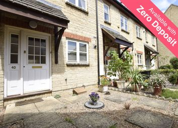 Thumbnail 3 bed end terrace house to rent in Waine Rush View, Witney, Oxfordshire