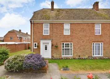 Thumbnail 4 bed end terrace house for sale in Gainsborough Close, Folkestone