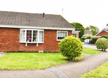 Thumbnail 2 bed bungalow for sale in Holme Close, Marston Moretaine, Bedford