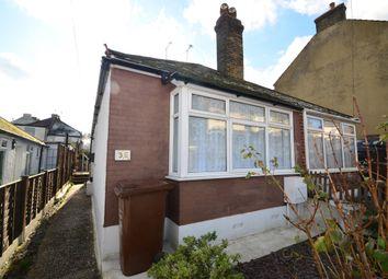 Thumbnail 2 bedroom semi-detached bungalow to rent in Hamilton Road, Gillingham