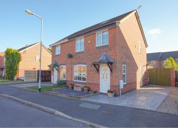 Thumbnail 4 bed semi-detached house for sale in Weston Park Avenue, Stretton