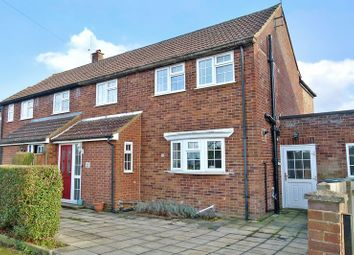 Thumbnail 3 bed semi-detached house for sale in Redhall End, Roestock Lane, Colney Heath, St.Albans