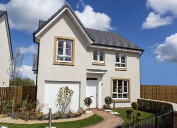"Thumbnail 4 bed detached house for sale in ""Craigievar"" at Falkirk Road, Bonnybridge"