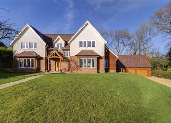 5 bed detached house for sale in Church Lane, Bledlow Ridge, Buckinghamshire HP14