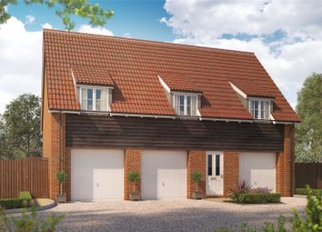 Thumbnail 2 bed flat for sale in Plot 16 Heronsgate, Blofield, Norwich, Norfolk