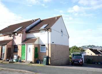 Thumbnail 2 bed end terrace house for sale in Howards Way, Newton Abbot, Devon