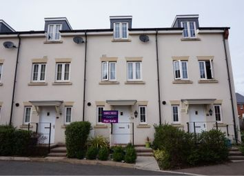 Thumbnail 3 bed terraced house for sale in Seymour Way, Magor