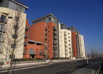 Thumbnail 1 bedroom flat for sale in South Quay, Kings Road, Swansea