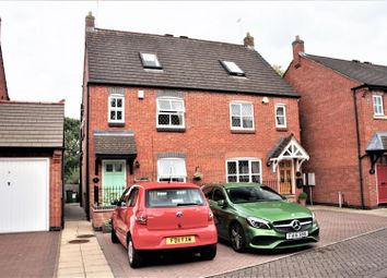 Thumbnail 3 bed semi-detached house for sale in The Maltings, Glenfield, Leicester