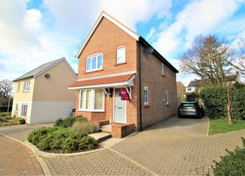 Thumbnail 3 bedroom detached house for sale in Morshead Drive, Binfield