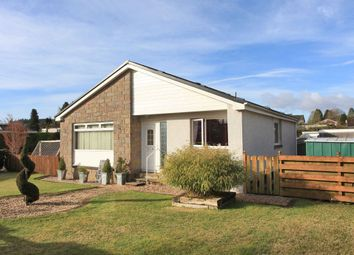 Thumbnail 3 bed bungalow for sale in Strowan Road, Comrie
