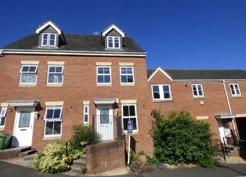 Thumbnail 3 bed terraced house to rent in Lavender Road, Exeter