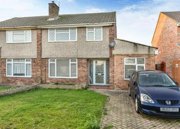 Thumbnail 5 bed semi-detached house for sale in Langley, Berkshire