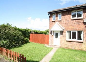 Thumbnail 3 bed end terrace house to rent in Jennyscombe Close, Plymouth