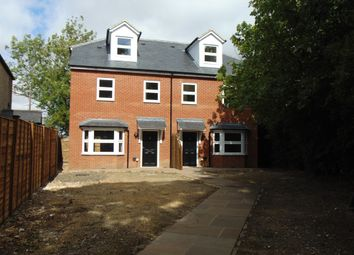 Thumbnail 3 bed semi-detached house for sale in Walsworth Road, Hitchin