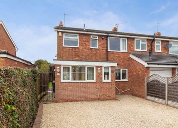 Thumbnail 3 bed semi-detached house for sale in Orchard Road, Hockley Heath, Solihull