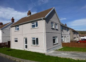 Thumbnail 3 bed semi-detached house to rent in Bron Yr Ynn, Drefach, Llanelli