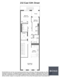 Thumbnail 2 bed property for sale in 232 East 50th Street, New York, New York State, United States Of America