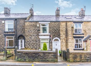 Thumbnail 2 bedroom terraced house for sale in Turton Road, Bradshaw, Bolton, Greater Manchester
