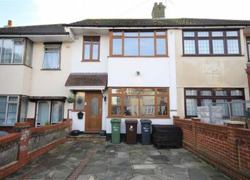 Thumbnail 3 bed terraced house to rent in Western Avenue, Dagenham, Essex