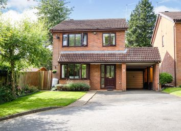 Thumbnail 4 bed detached house for sale in St Stephens Gardens, Riverside, Redditch