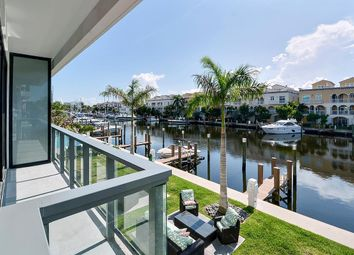 Thumbnail 2 bed town house for sale in 60 Hendricks Isle 202, Fort Lauderdale, Fl, 33301