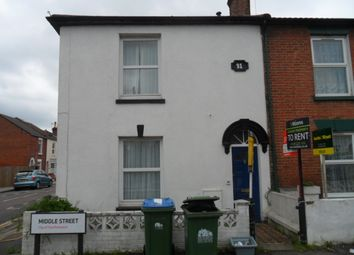 Thumbnail 5 bed detached house to rent in Middle Street, Southampton
