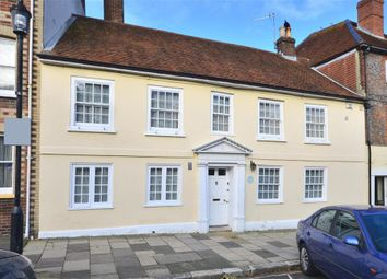 5 bed terraced house for sale in Quay Street, Newport, Isle Of Wight PO30
