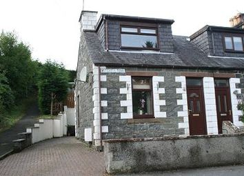 Thumbnail 2 bed end terrace house for sale in 1 Mitchell Terrace, Newton Stewart