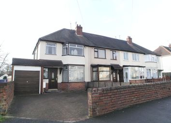 Thumbnail 3 bed end terrace house for sale in Dudley, Holly Hall, Newland Grove