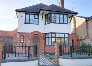 Thumbnail 4 bedroom detached house for sale in Daines Way, Southend-On-Sea