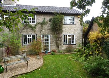 Thumbnail 3 bed semi-detached house for sale in Back Street, Garboldisham, Diss