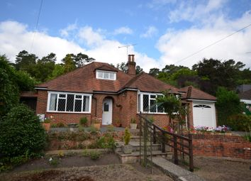 Thumbnail 2 bed detached bungalow for sale in Frensham Road, Lower Bourne, Farnham, Surrey