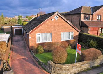 Thumbnail 3 bed detached bungalow for sale in Hunt Lea Avenue, Grantham
