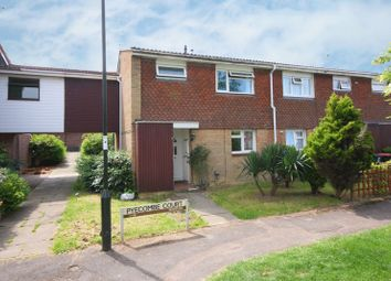 Thumbnail 4 bed terraced house for sale in Cuckfield Close, Crawley