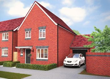 Thumbnail 3 bed detached house for sale in Sommerfeld Road, Hadley, Telford